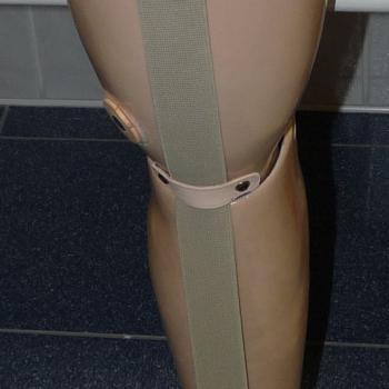 proteza uda skorupowa z tworzywa