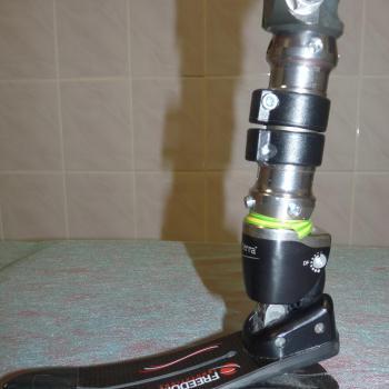 proteza podudzia silikonowa modularna